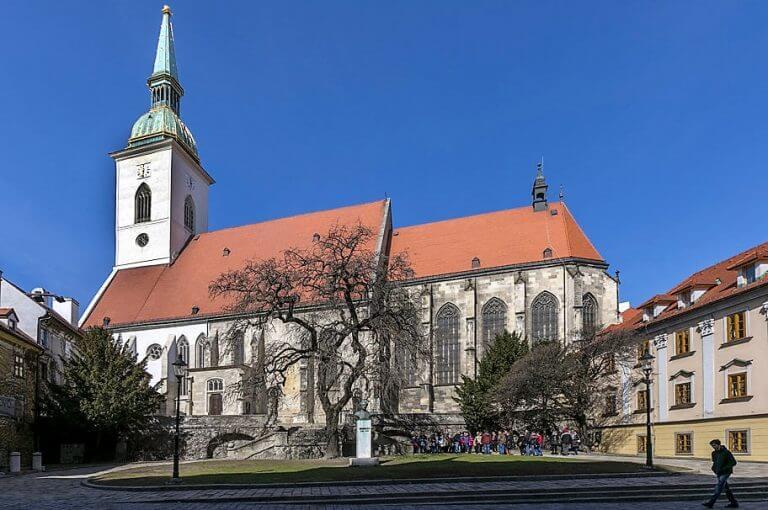 St Martin Cathedral Bratislava