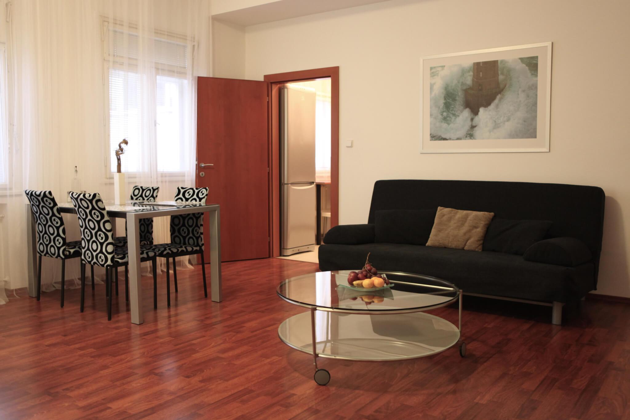 Apartment Grosslingova street Bratislava- Blue Church Apartment