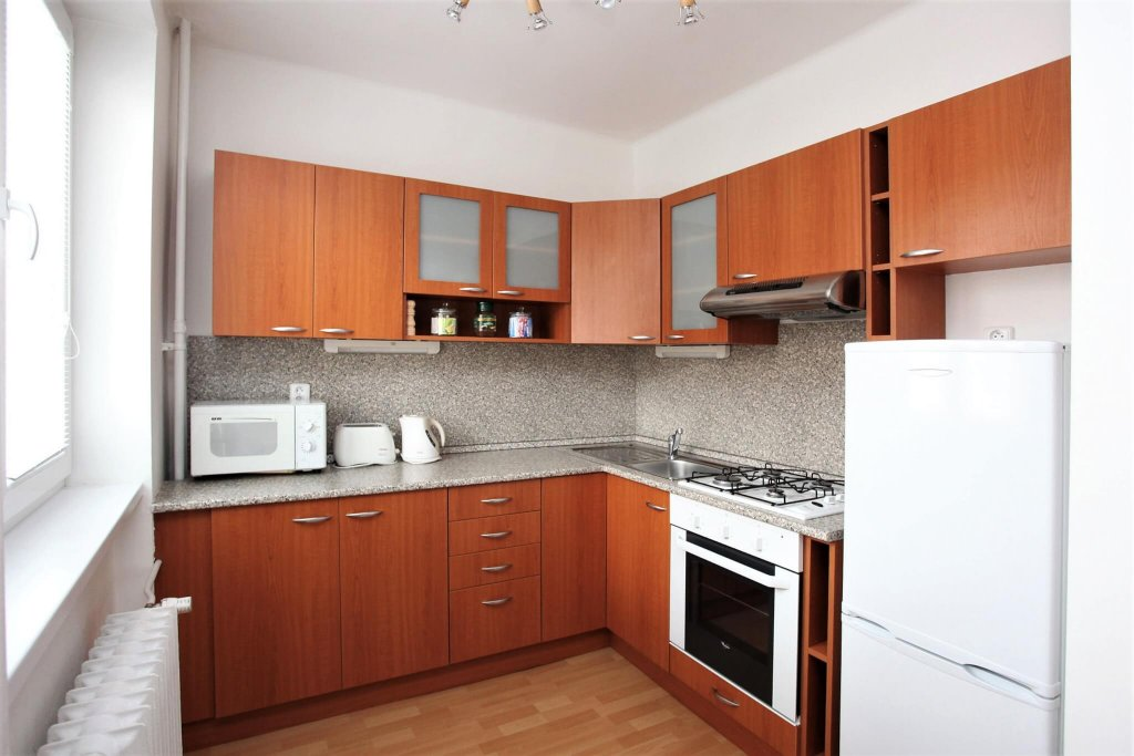 Fully equipped Kitchen - Apartments Bratislava