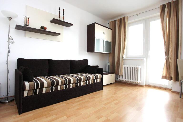 Apartment Danube on Dunajska Street