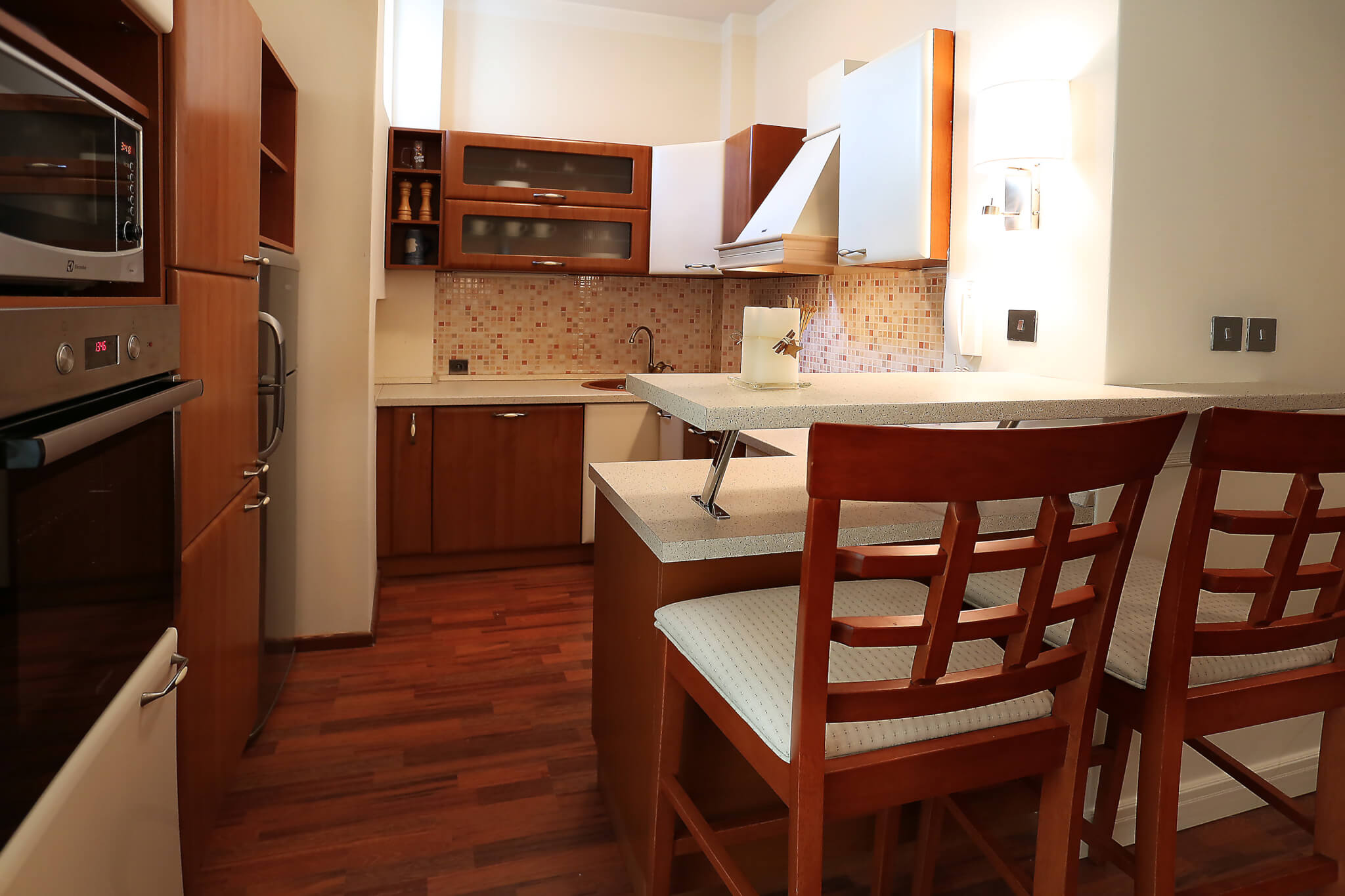 Short term accommodation in Apartments Bratislava