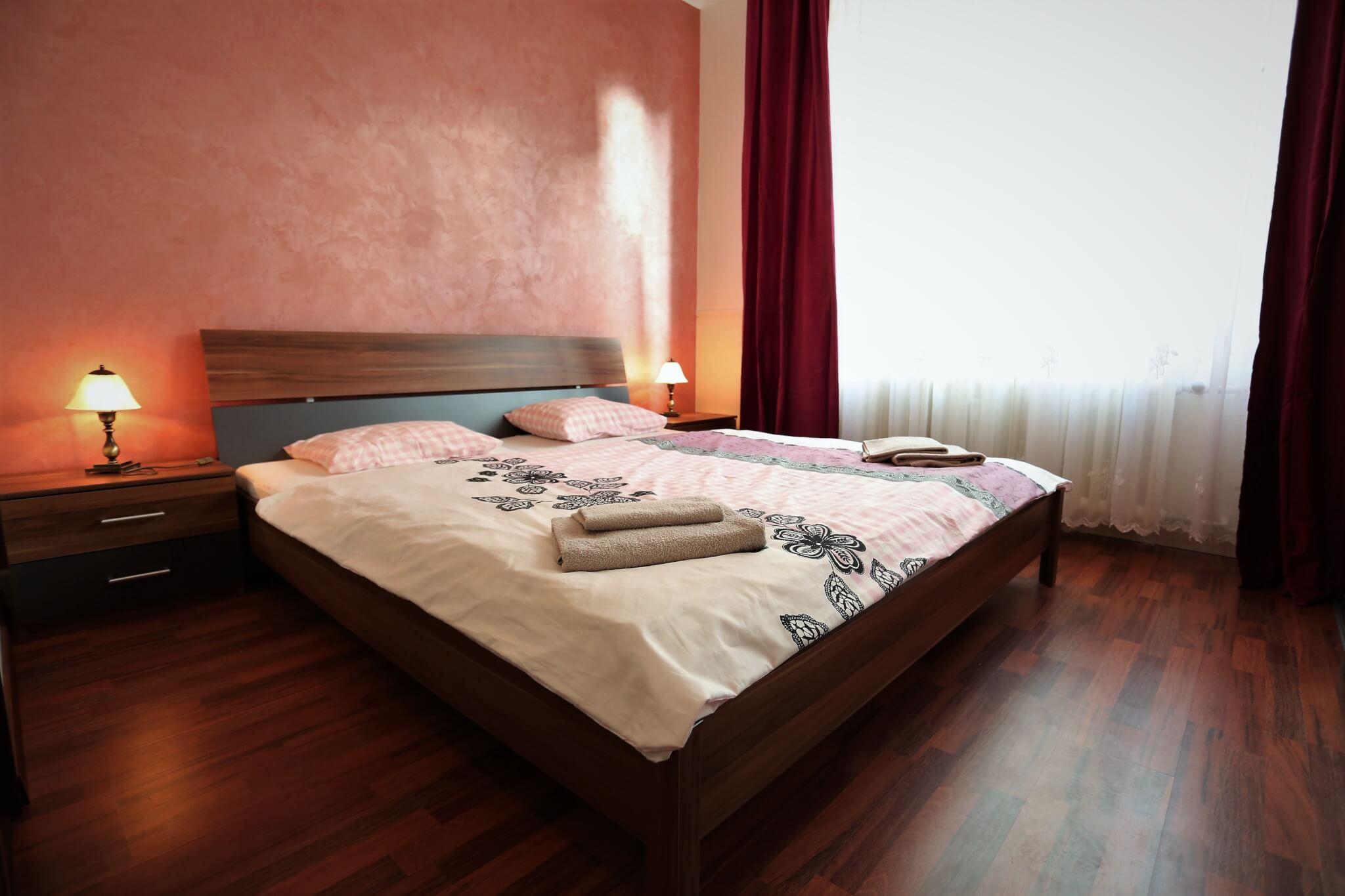 Short term accommodation in Bratislava Apartments