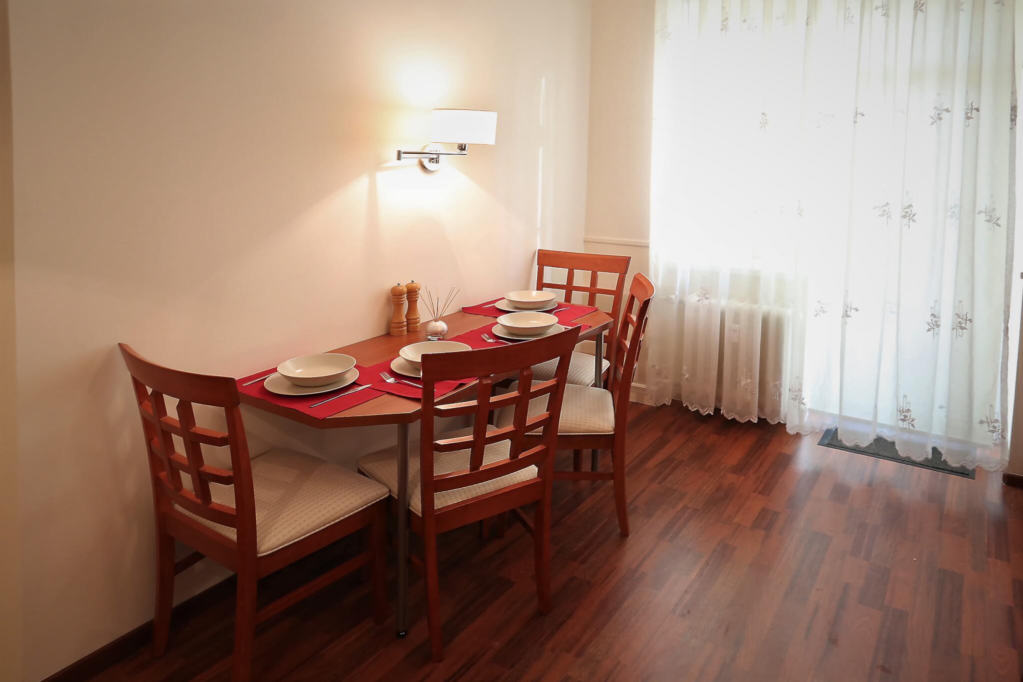 Short term accommodation in Bratislava