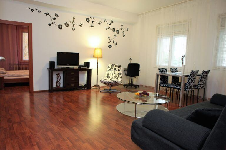 Apartment Grosslingova street Bratislava- Blue Church Apartment