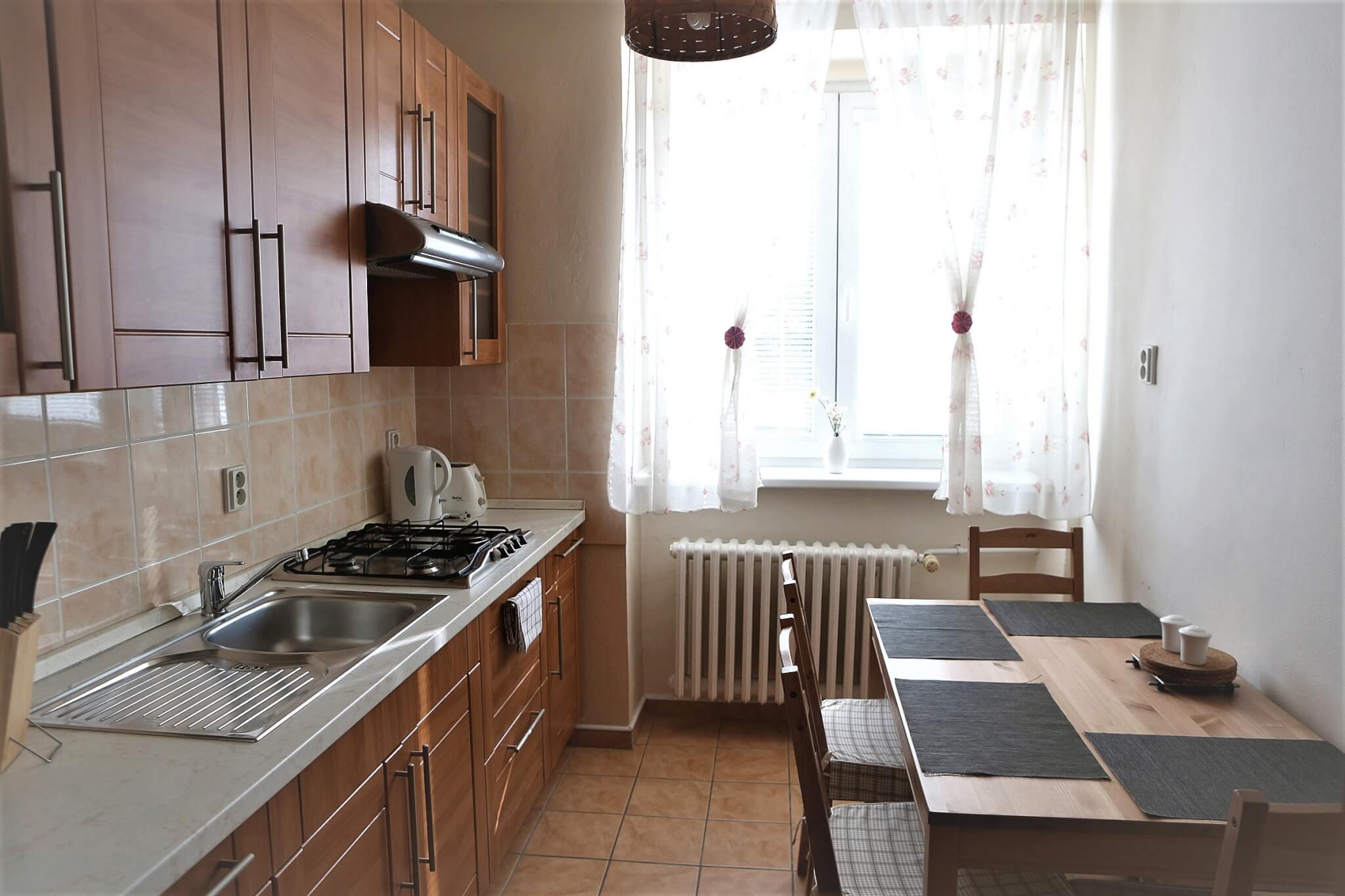 Apartment on Jakubovo namestie - Jakub square - next to Eurovea
