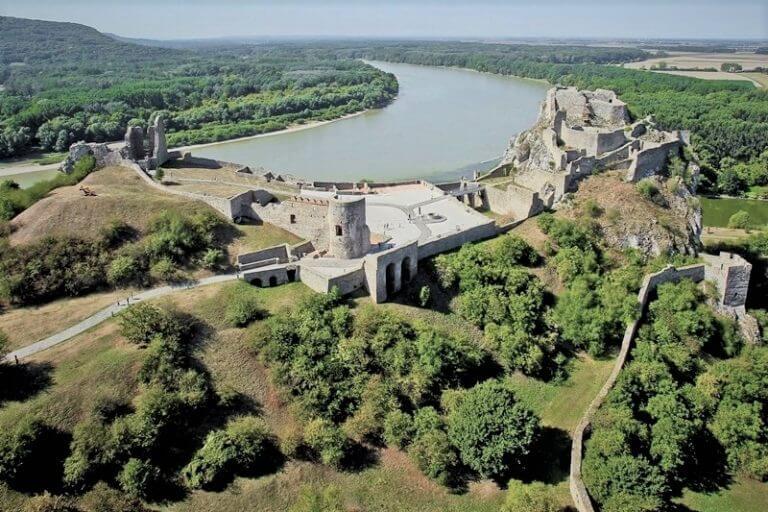 Bratislava Sights - Devin Castle