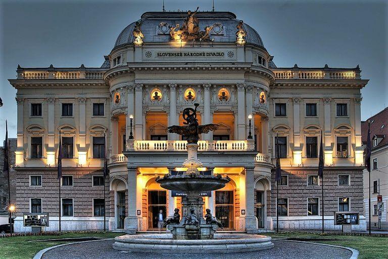 Slovak National Theatre Bratislava